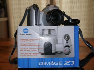 Konica Minolta Dimage Z3