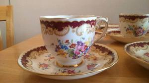Roslyn china tea set