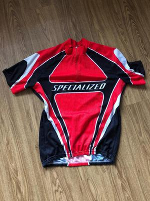 Specialized men's cycling jersey. Size large