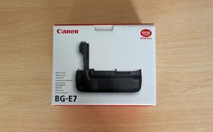 Canon 7D Camera Battery Grip