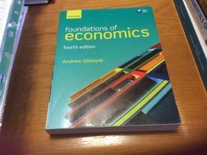 Foundation of economics 4th edition