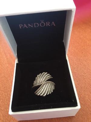 Pandora ring angel wings