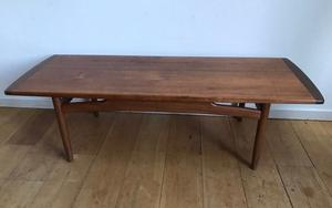 Vintage GPLAN G PLAN Teak 'Long John' coffee table