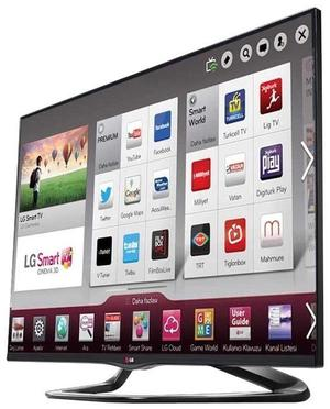 lg 47la620 led smart with wifi build in. mint condition