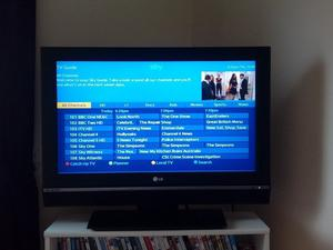 """32"""" lg tv for sale £30"""