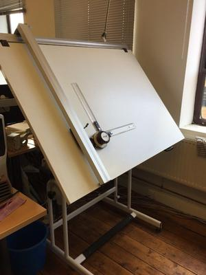 Astar A0 Drawing Board and Drafting Machine
