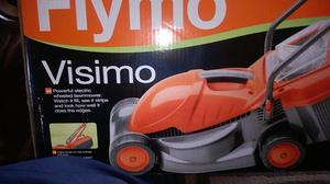 BRAND NEW FLYMO VISIMO ELECTRIC LAWNMOWER