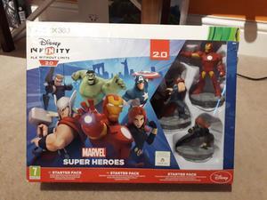 Disney Infinity 2.0 Starter Pack for Xbox 360