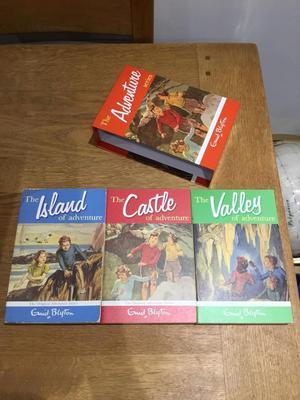 Enid Blyton Famous Five kids Book Set