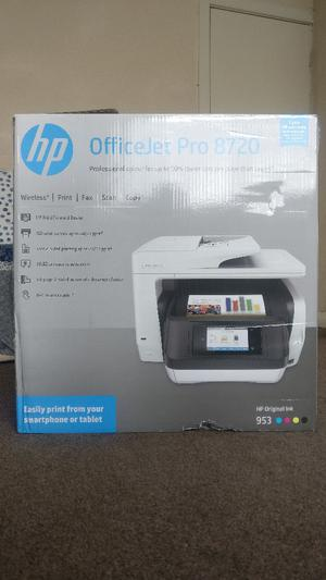HP OFFICEJET PRO  PRINTER ALL IN ONE