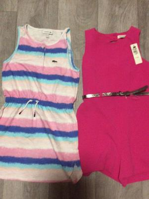 River island clothes 3 new with tags Lacoste dress worn twice