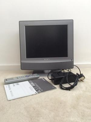 Sony KDL15G Bravia LCD HD Ready TV