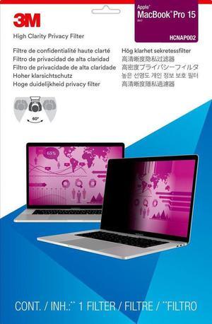 3M HCNAP High Clarity Filter Macbook