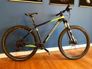 Boardman Mountain Bike Pro 29er 19 inch; frame.