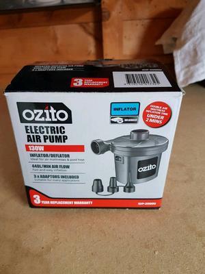 Ozito Swimming Pool Pump For Sale
