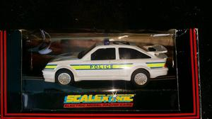 Scalextric slot car's boxed
