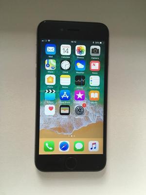 iPhone 6S Unlocked 16Gb space grey