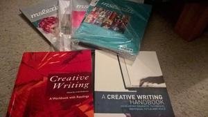 Creative writing course books
