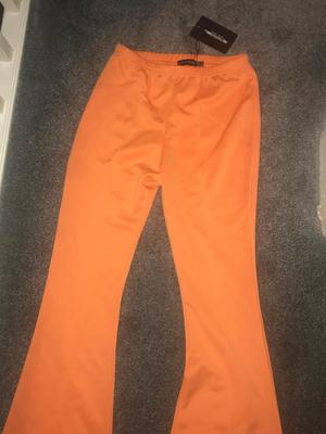 Orange trousers, *brand new with tags*