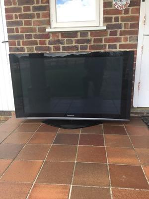 Panasonic Viera 50 inch Plasma TV (TH -50PZ70B).