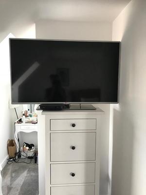 47 inch LG smart tv