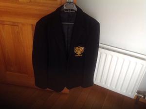 Belfast high school boys blazer size 13