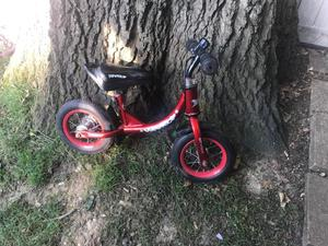 Boys Balance bike