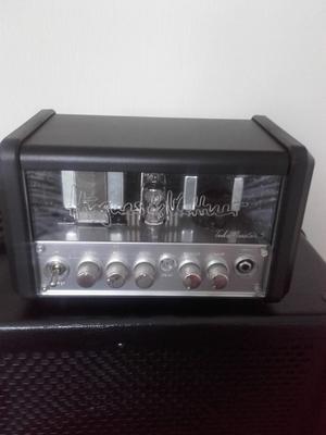 Hughes and kettner tubemiester valve amp