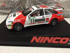 NINCO FORD SIERRA COSWORTH PORTO MARLBORO SLOT CAR