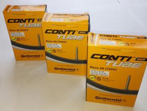 3 x Continental Race  x c Road Bike 60mm Presta Inner Tubes Cycle