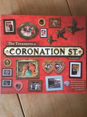 Book: The Treasures of Coronation Street by Tim Randall