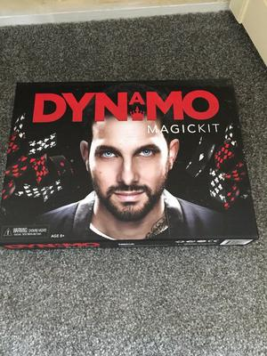 Dynamo magic kit for sale