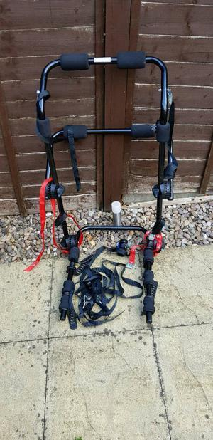 Halfords 3 bike universal rack
