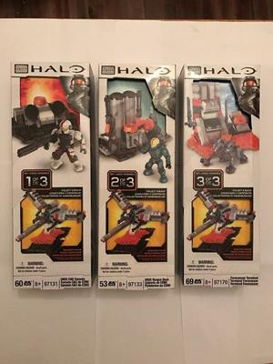 Halo Mega Block set, toy toys bargain, blok