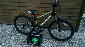 "Kids 24"" Rock Python mountain bike (brand new)"