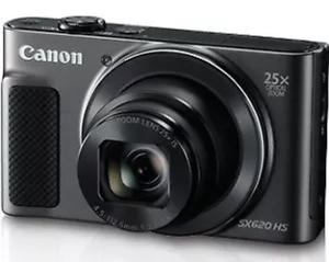 NEW! Canon Powershot Sx620 Hs 20.2 Megapixel Compact Camera
