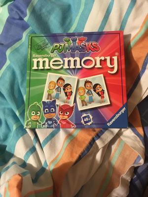 PJMASKS memory game