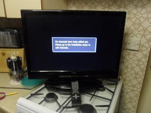 TECHNIKA LCDp HD LCD TELEVISION