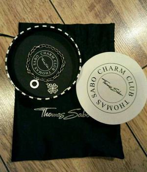 Thomas Sabo bracelet and 2 charms