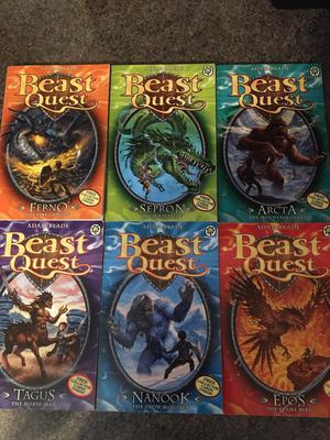 Beast Quest series one