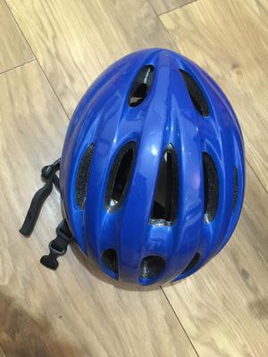 Child size bike helmet