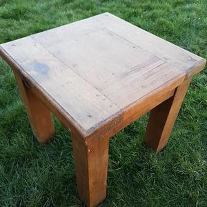 FREE Antique Pine Side Table