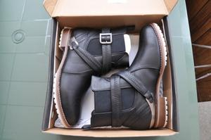 Firetrap Vanity Boots, Brand New Condition, Size 7, Black, Thatcham, Berkshire