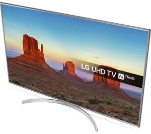 "65"" LG Smart 4K Ultra HD HDR LED TV"