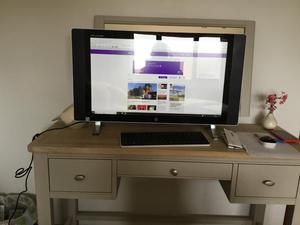 HP ENVY ALL IN ONE COMPUTER 27-p075na