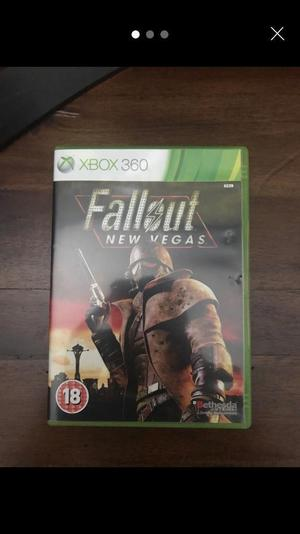 Fallout: New Vagas. Xbox 360
