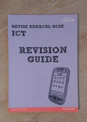 Edexcel GCSE ICT Revision Guide - In good condition