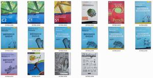 GCSE EDUCATIONAL BOOKS WITH REVISION BOOKS ALSO GCSE EDUCATIONAL BOOKS WITH REVISION BOOKS ALSO