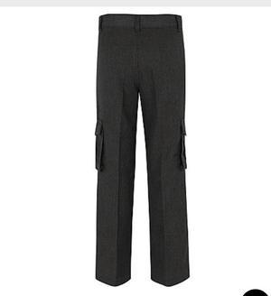 Grey school trouser