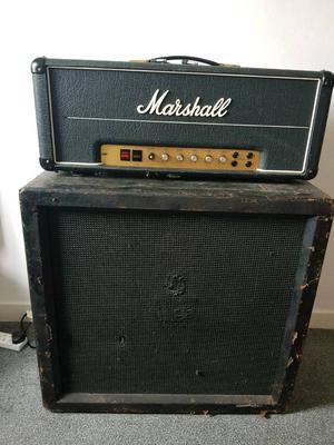 Marshall MK11 super bass 100w valve amp